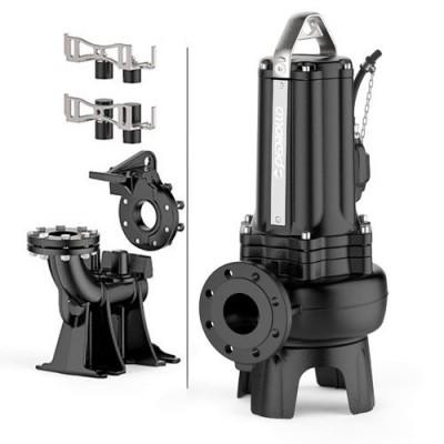 Kanalizačné - priemyselné, ponorné čerpadlá